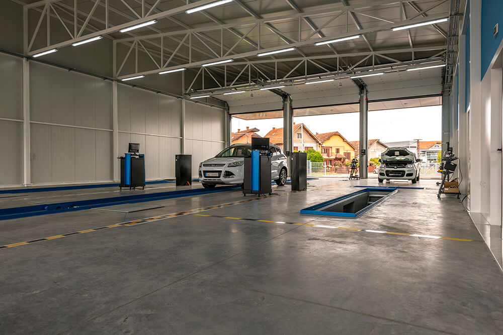 Tehnički pregled i registracija vozila u Šapcu, TP Holliday