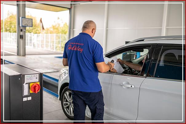 Ispitno mesto za kontorlisanje i ispitvanje vozila - Tehnički pregled Holloday