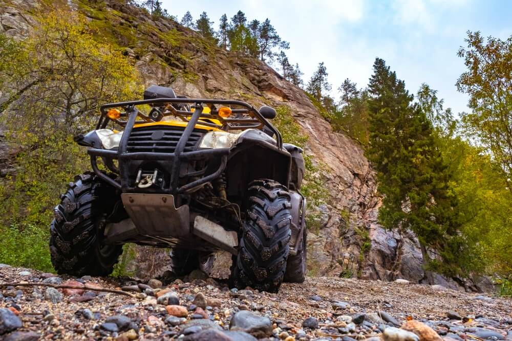 Tehnički pregled ATV vozila