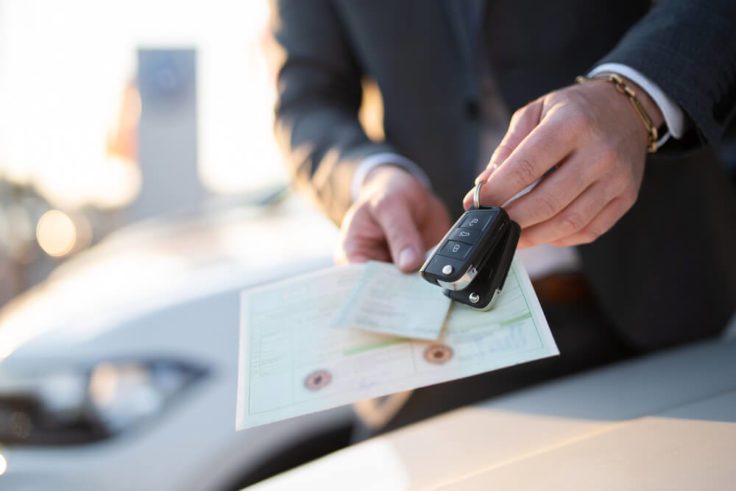 Privremena registracija vozila