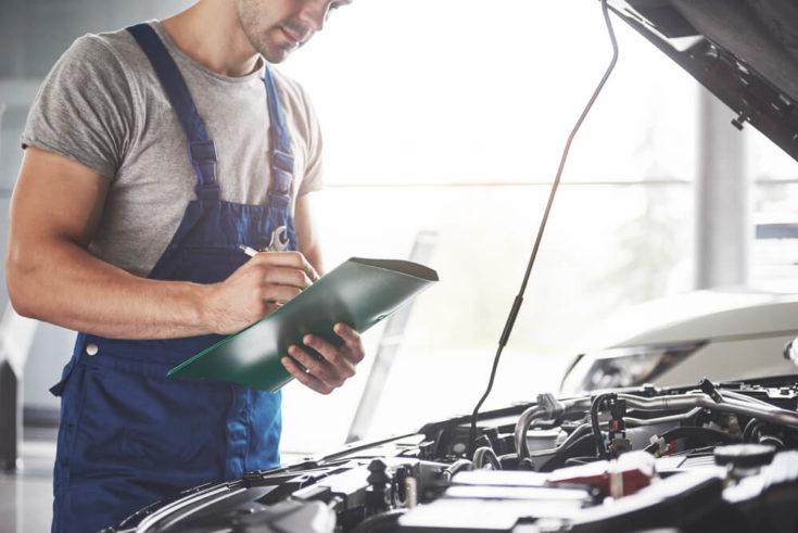 Tehnički pregled za nova vozila