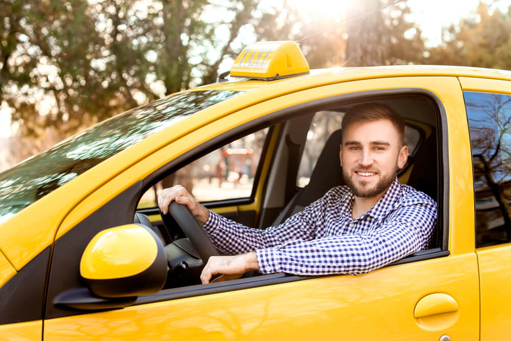 Registracija Taxi vozila