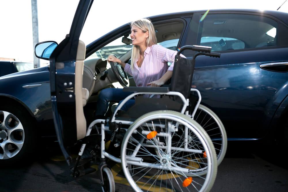 Registracija vozila za invalide