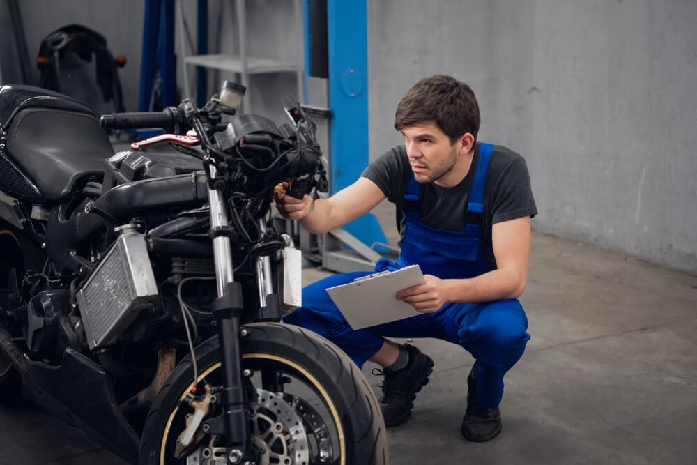 Tehnicki pregled za motocikle
